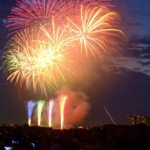 第39回 江戸川区花火大会(The 39th Edogawa-ku fireworks display)-003