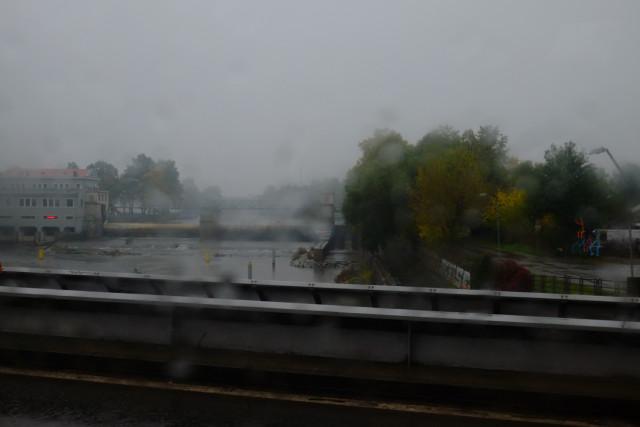 ブルタバの水門