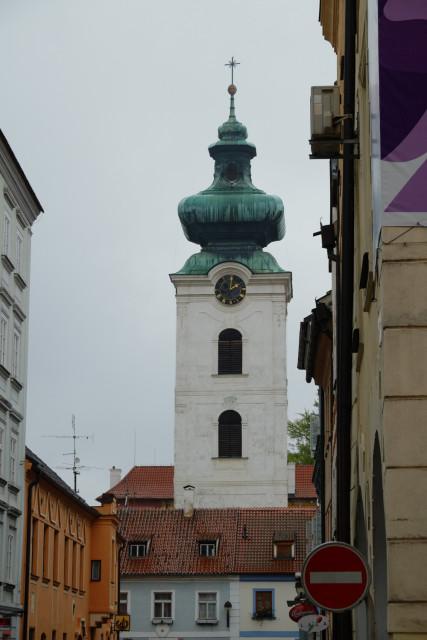 旧ドミニコ修道院の塔