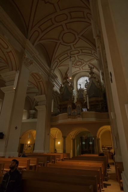聖ミクラーシュ大聖堂、オルガン