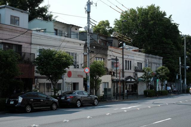 旧東京市営店舗向住宅